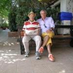Nonno Ciccillo e Silvano