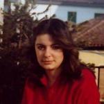 terrazza di casa 1982