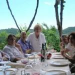 a tavola, sui colli Berici - 3 giugno 2010 (VI)