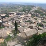 Gerace_Il Borgo antico_panorama
