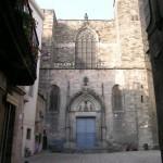 Barcellona_Basilica y Plaça de Sant Just
