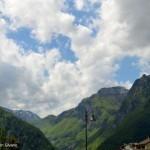 Erto(Pn)-montagne tra le nuvole