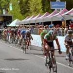 Erto, 11^ tappa giro d'italia 2013, l'arrivo del g