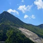 Erto(Vajont)-il monte Toc
