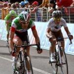 Franco Pellizzotti, campione italiano, a Erto(PN)