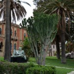 Reggio Calabria: sculture Rabarama sul Lungomare