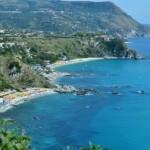 Capo Vaticano (VV): il mare e la spiaggia