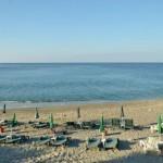 Bocale(Rc) spiaggia Calypso: il lido attrezzato