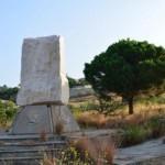 Bocale(Rc): Monumento al 38° parallelo