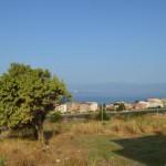 Pellaro(Rc) panorama e vista sullo stretto