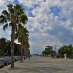 Reggio Calabria: lungomare Falcomatà