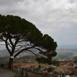 Gerace(Rc): vista sul Borghetto