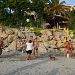 Bocale(Rc) spiaggia Calypso: beach volley