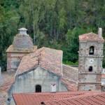 Palizzi(Rc)-chiesa di S.Anna e Torre dell'orologio