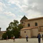 Gerace(Rc): piazza delle Tre Chiese