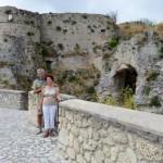 Gerace(Rc): Castello normanno