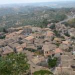 Gerace(Rc): vista del Borgo Maggiore