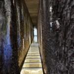 Pont d'Ael - Aymavilles (AO) - ponte-acquedotto romano_il tunnell interno